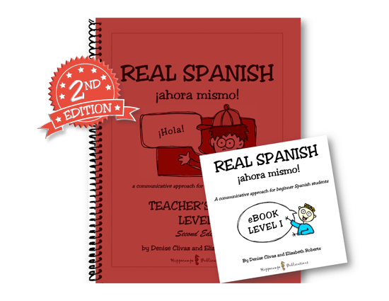 Spanish i real language right away real spanish high school pack fandeluxe Images