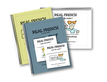 Real French Tout De Suite Teacher Starter Kit Level 2
