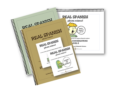 Real Spanish Ahora Mismo Teacher Starter Kit Level 2