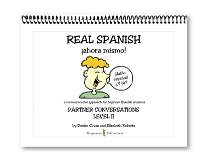 Real Spanish Ahora Mismo Partner Conversations Level 2