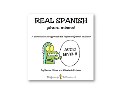 Real Spanish Ahora Mismo Audio Level 2 (Digital Download)