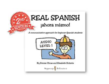 Real Spanish Ahora Mismo Audio Level 1 (Digital Download)