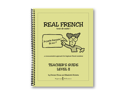 Real French Tout De Suite Teacher's Guide Level 2 (Digital Download)