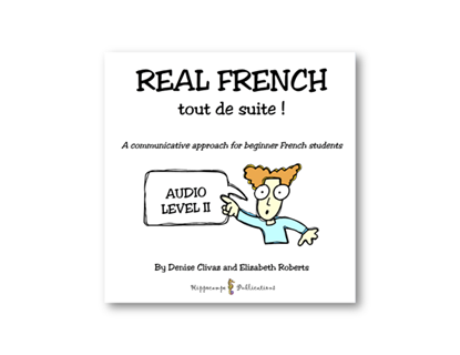 Real French Tout De Suite Audio Level 2 (Digital Download)