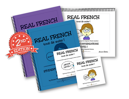 Real French Tout De Suite Teacher Starter Kit Level 1