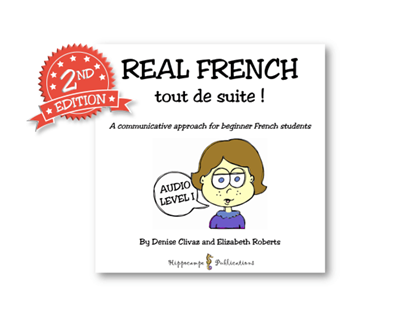 Real French Tout De Suite Audio Level 1 (Digital Download)